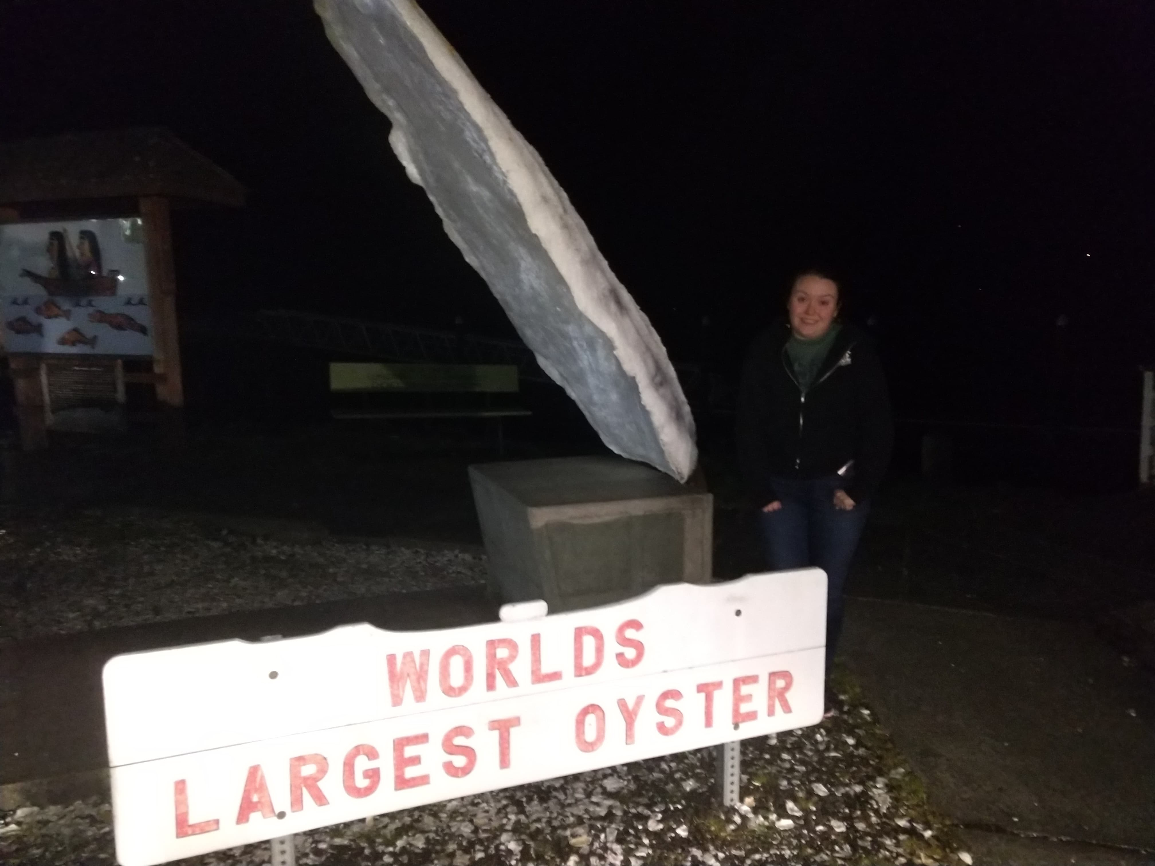 Largest Oyster